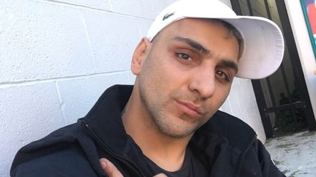 Abdulrahman has been charged with manslaughter. Picture: Rabih Shanx Abdulrahman/Facebook