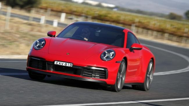 Expensive cars like the Porsche 911 are stung with multiple high rate taxes.