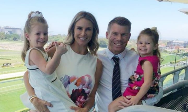 Candice Warner to give birth overseas