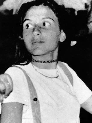 Emanuela Orlandi, whose body has never been found.