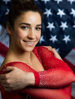 Gymnast Aly Raisman spoke in detail about the abuse she suffered at the hands of Larry Nassar. Picture: AFP