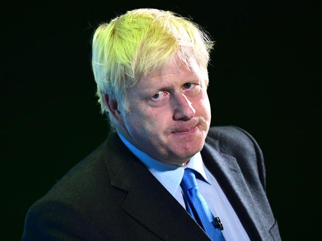 Conservative MP Boris Johnson is expected to oppose Mr Hancock's energy drink proposal.