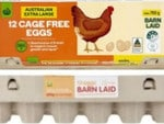Eggs being recalled for salmonella