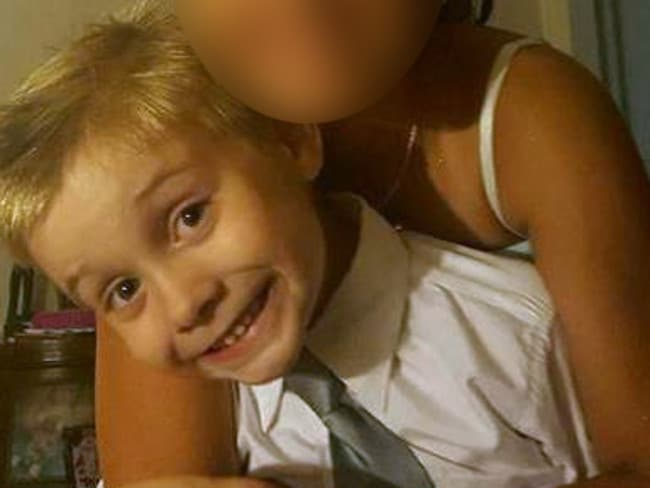 Five-year-old Ryan has been taken to hospital after being shot in a home in Lurnea last night.