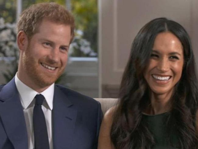 Prince Harry and Meghan Markle announced their engagement this week