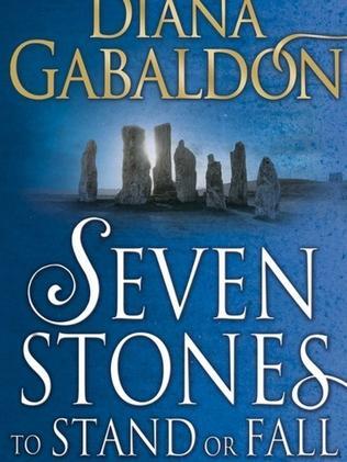 Diana Gabaldon's Seven Stones to Stand or Fall. Photo: Penguin