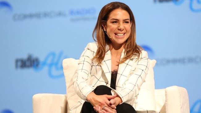 Kate Ritchie said her drivetime show didn't have celebrities for the same reasons.