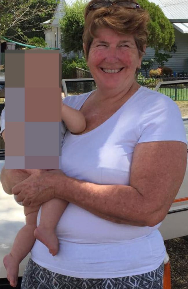 Sue Nichols, a de facto mother-in-law of Karlie Tyrrell, believes William is still alive and in a remote community
