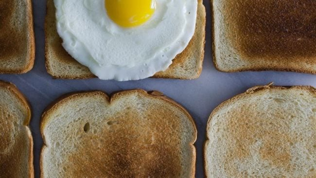 If you don't know what bread to use for brekkie, read below. Image: Unsplash.