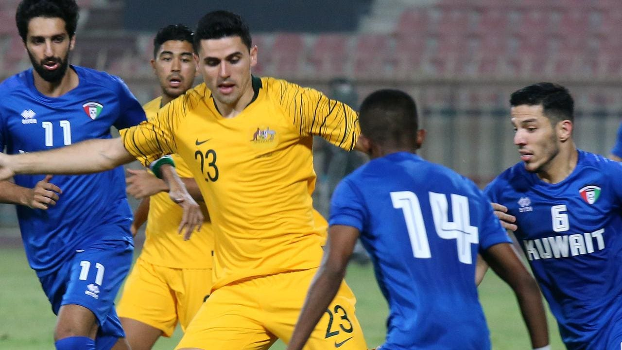 Socceroos Player Ratings v Kuwait: Roos maestro shines as pair of young guns make big claim