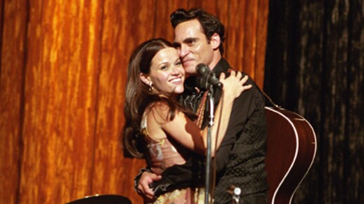 Johnny Cash in Walk the Line - it could have been Crowe.