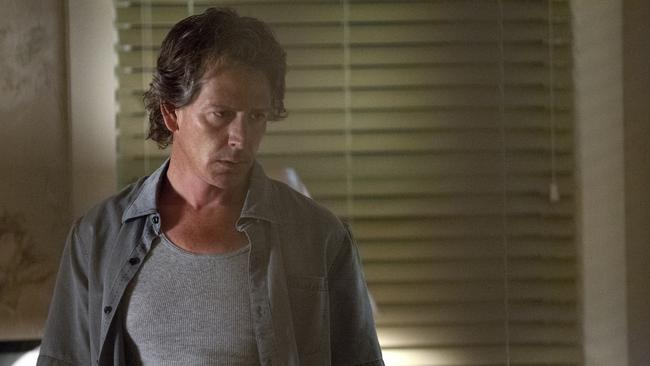 Aussie star ... Ben Mendelsohn's performance in Bloodline has pretty much been universally praised by critics and audiences. Picture: AP