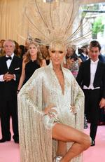 Celine Dion attends The 2019 Met Gala Celebrating Camp: Notes on Fashion at Metropolitan Museum of Art on May 06, 2019 in New York City. (Photo by Dimitrios Kambouris/Getty Images for The Met Museum/Vogue)