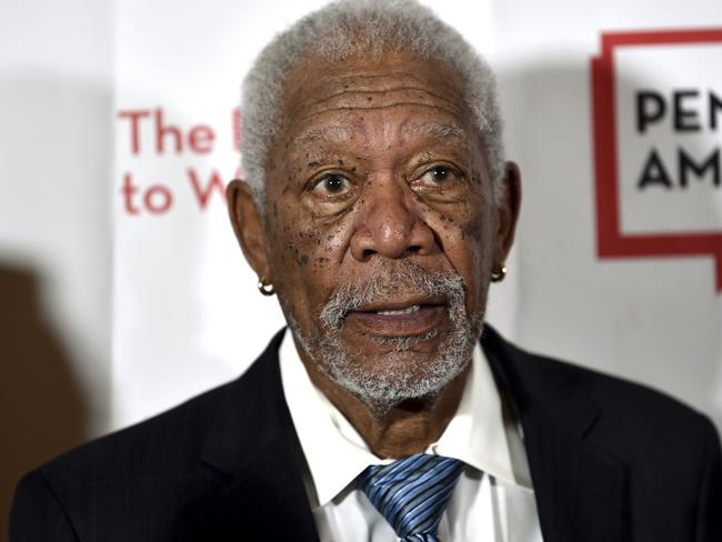 "Morgan Freeman has apologised, saying he ""was not always coming across the way I intended""."