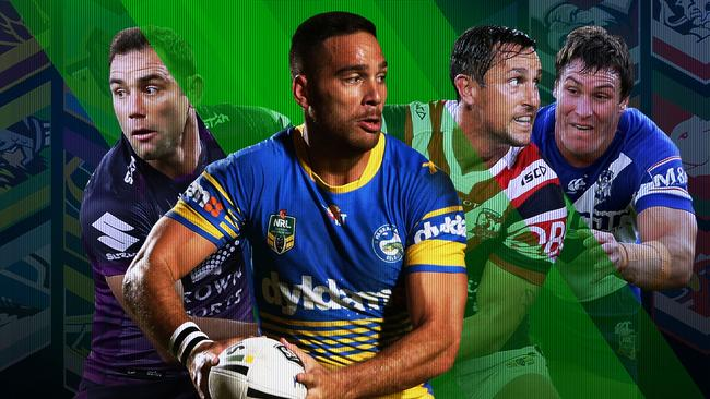 NRL 2017: Your NRL club's most important player | Fox Sports
