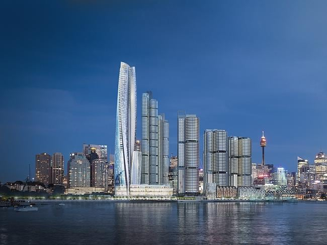 Multi-storey construction like that at Barangaroo is set to benefit all sectors of the economy.