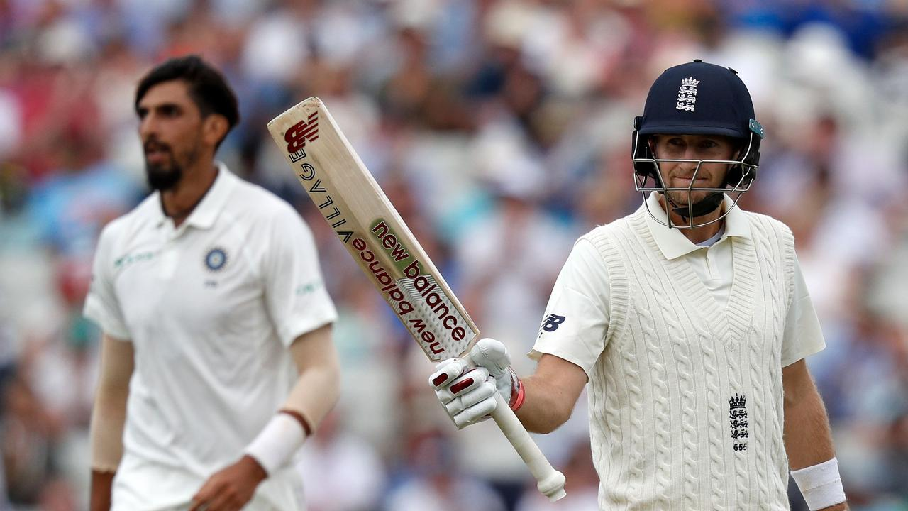 England v India, second Test at Lord's 2018, Ollie Pope ...