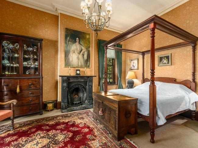 A step into yesteryear in historic Glebe. Picture: realestate.com.au