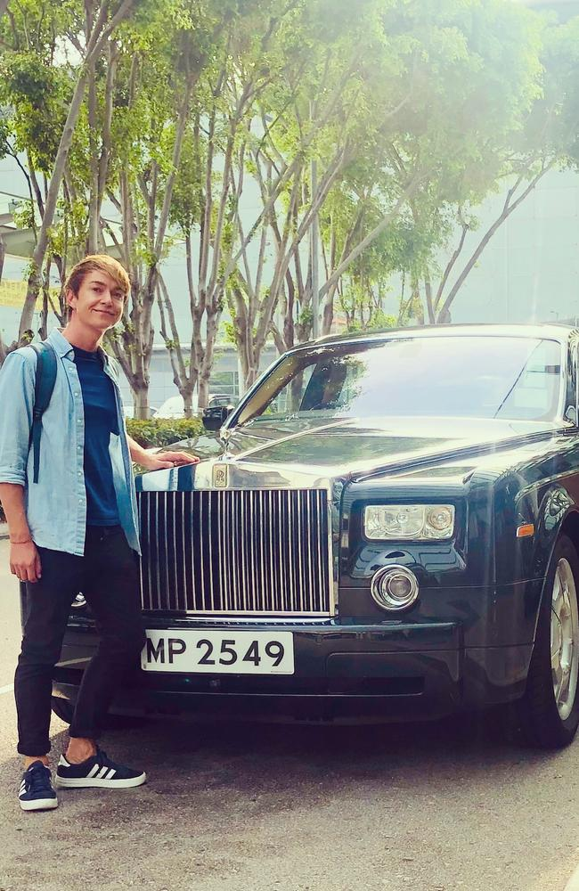 Hong Kong loves luxury and has more Rolls Royce's per capita than anywhere else in the world. Picture: Supplied