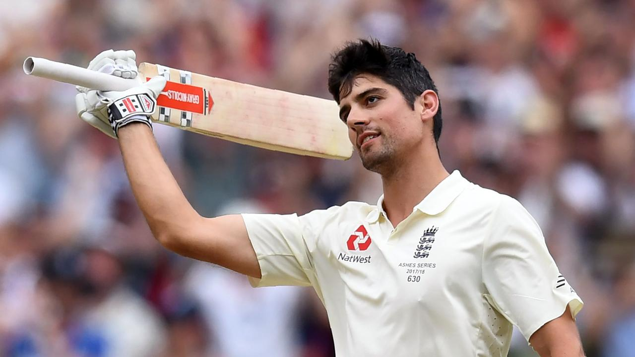 England's batsman Alastair Cook will bow out of international cricket after one last Test against India.