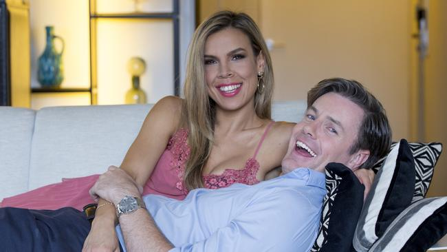 The new Married At First Sight couple, Carly and Troy, left Ashley blindsided.