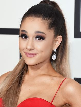 Singer Ariana Grande. Picture: Getty