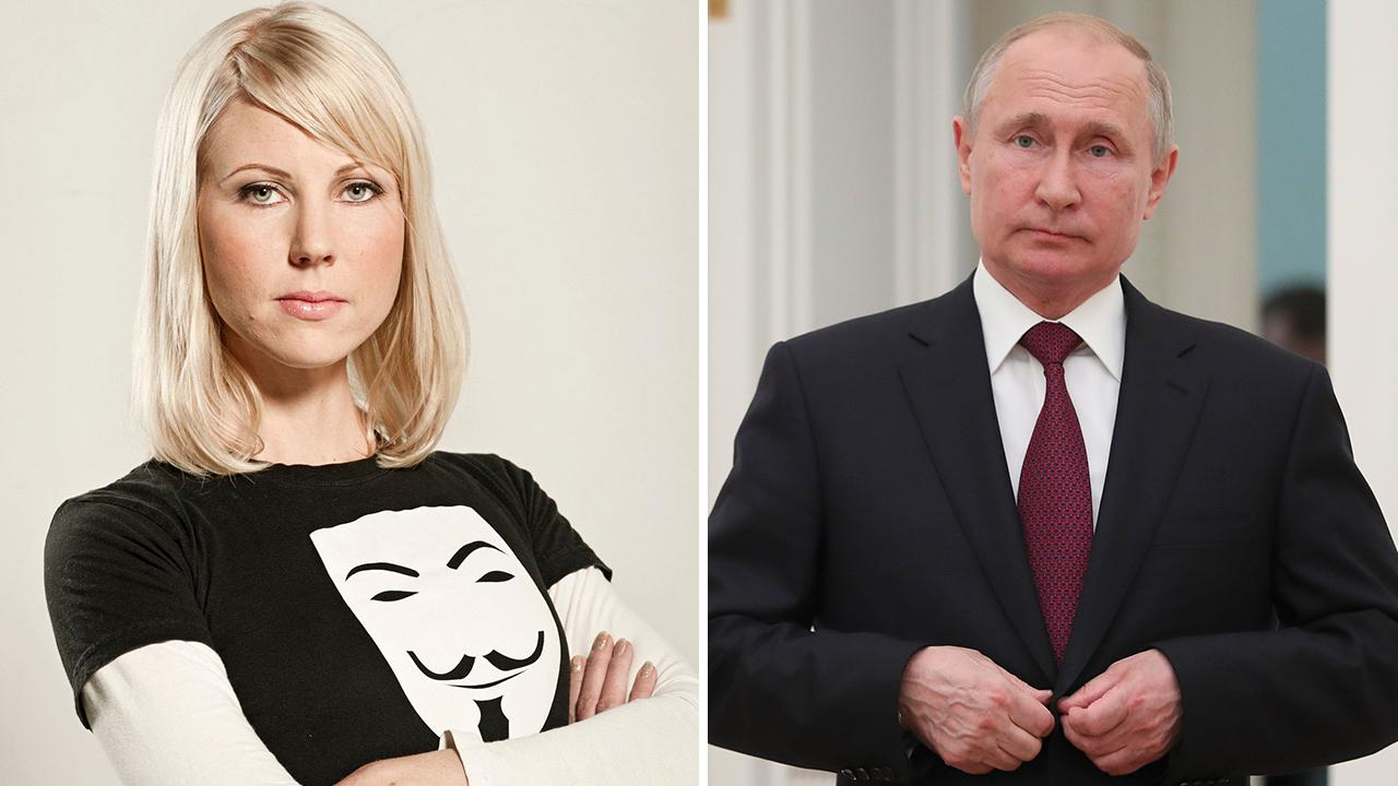 Jessikka Aro takes fight to Russian trolls over fake news