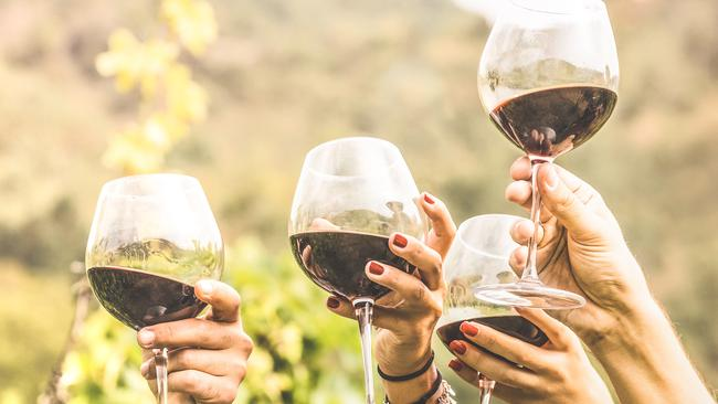 The Australian Cancer Council recommends you limit alcohol consumption and drink no more than two standard drinks per day.
