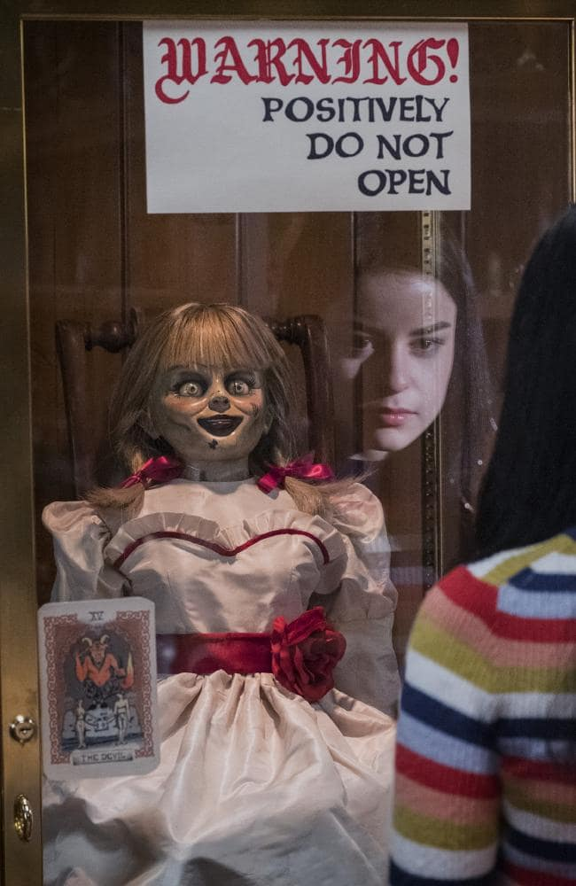 Movie death: British man dies watching Annabelle Comes Home