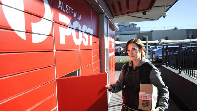 Woolworths and Australia Post parcel locker partnership: New