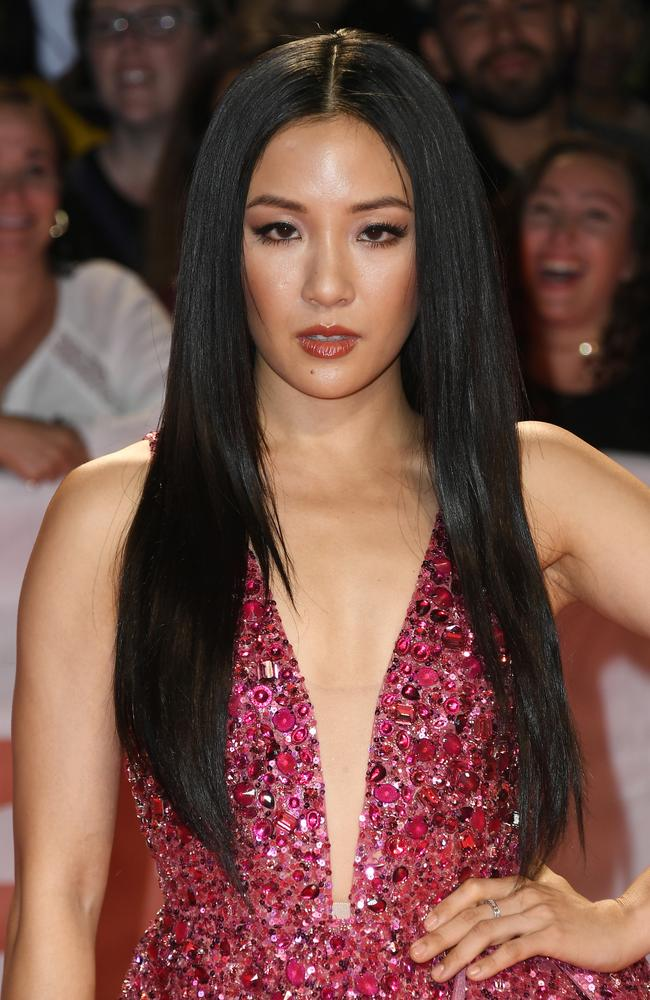Constance Wu at the Hustlers premiere during the 2019 Toronto International Film Festival. Picture: Frazer Harrison/Getty Images