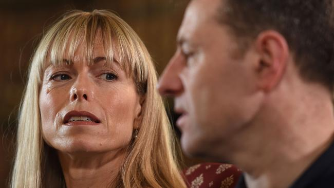The McCanns are still waiting to find out if Scotland Yard will request extra cash to keep the search for Maddie going.