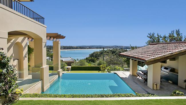 No. 1 Bower St, Manly, sold for more than $9 million.