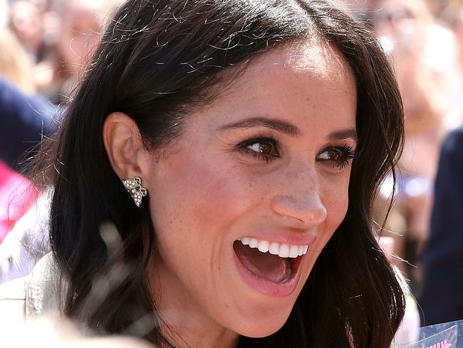 Meghan was said to be devastated by her dad's response to her letter.