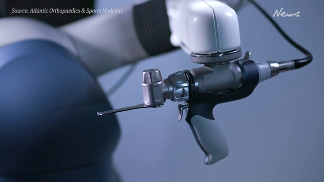 Stryker has acquired Mako, a robotic technology used for joint replacement surgery
