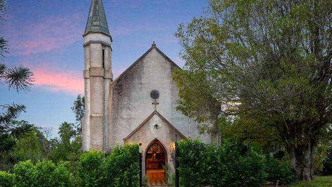 The price for this church converted into a home was $989,000 but it is now $795,000 to $850,000.