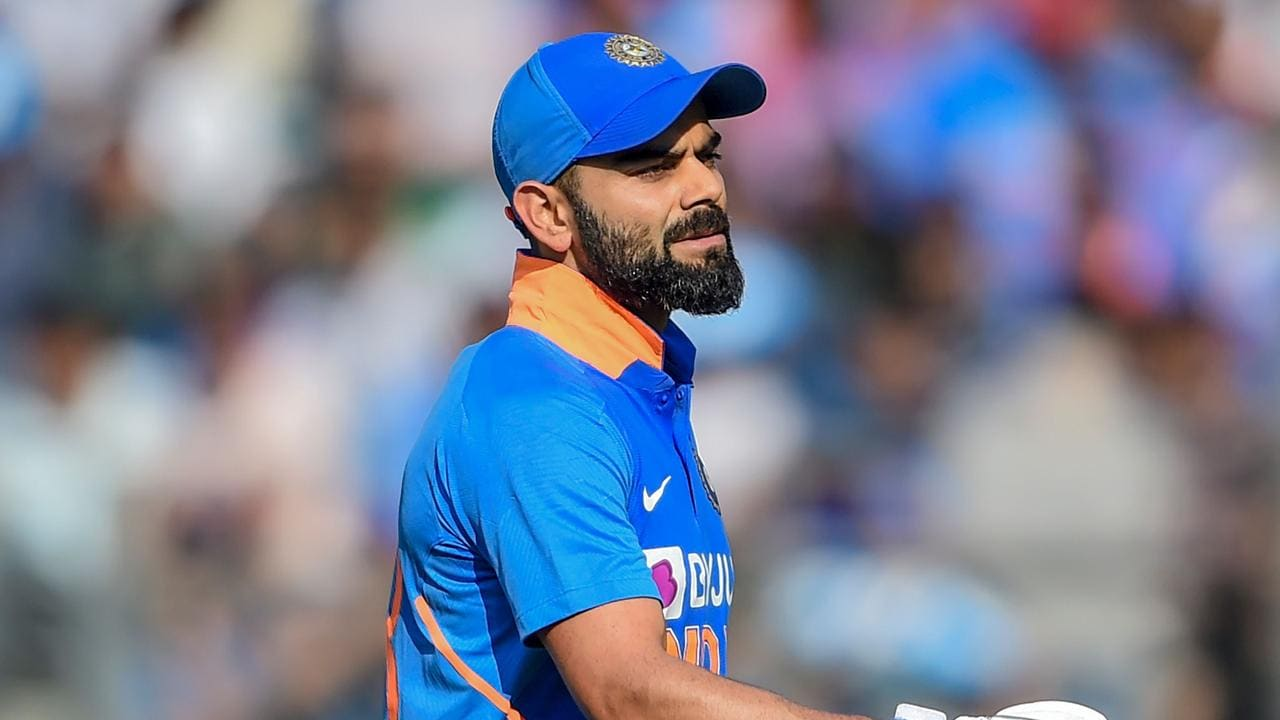 Virat Kohli has got out to Adam Zampa four times in the last year.