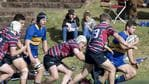 Seaton Siegfried, TGS. TGS vs The Southport School, GPS rugby union. Saturday, 10th Aug, 2019.