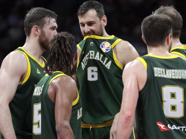 Andrew Bogut is still waiting to hear from FIBA.