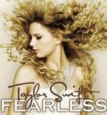 <p>Cover of CD 'Fearless' by Taylor Swift.</p>