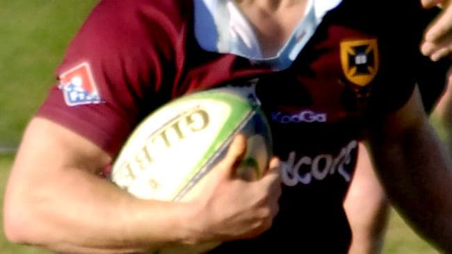 The UQ Rugby Club is on alert for symptoms of coronavirus after playing against a Sydney University forward who tested positive.