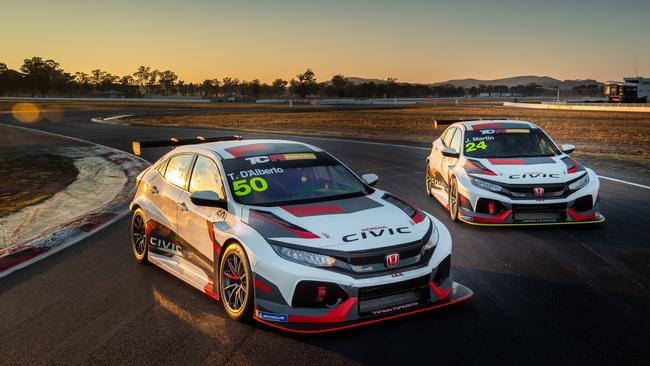 Honda Australia has offered mild support to Wall Racing's campaign.