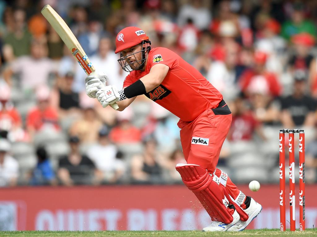BBL - Melbourne Renegades v Brisbane Heat