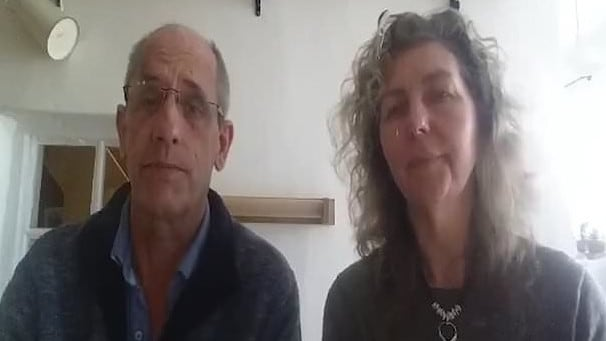The parents of Catherine Shaw posted a desperate video to social media pleading for their daughter to come home.