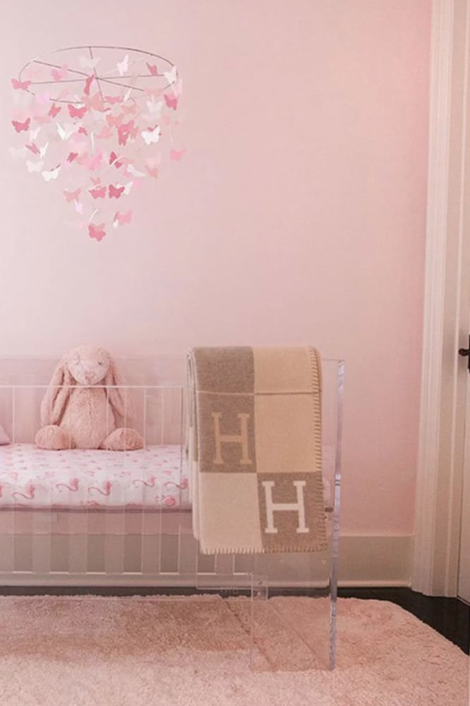 Khloé Kardashian reveals first photos of True Thompson's nursery