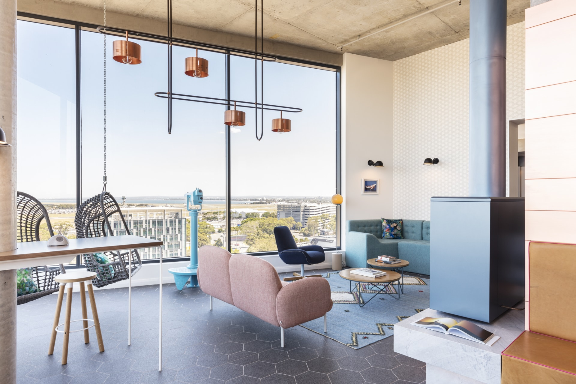 Sydney got a brand new airport hotel and it's not like the others