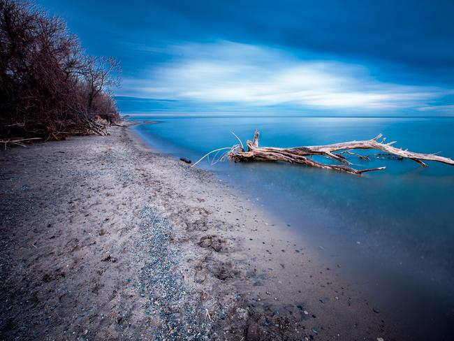 Lake Erie has more than 2000 shipwrecks in its waters.
