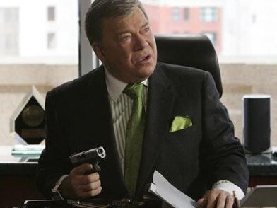 William Shatner in Boston Legal. Picture: ABC