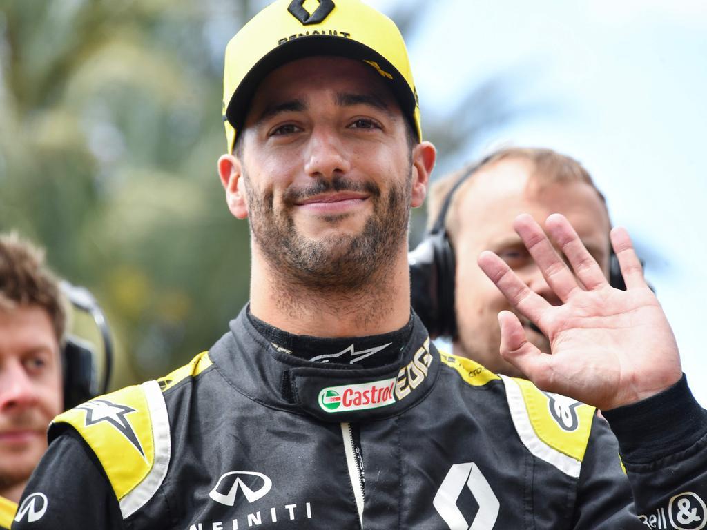 Daniel Ricciardo had his best weekend with Renault.