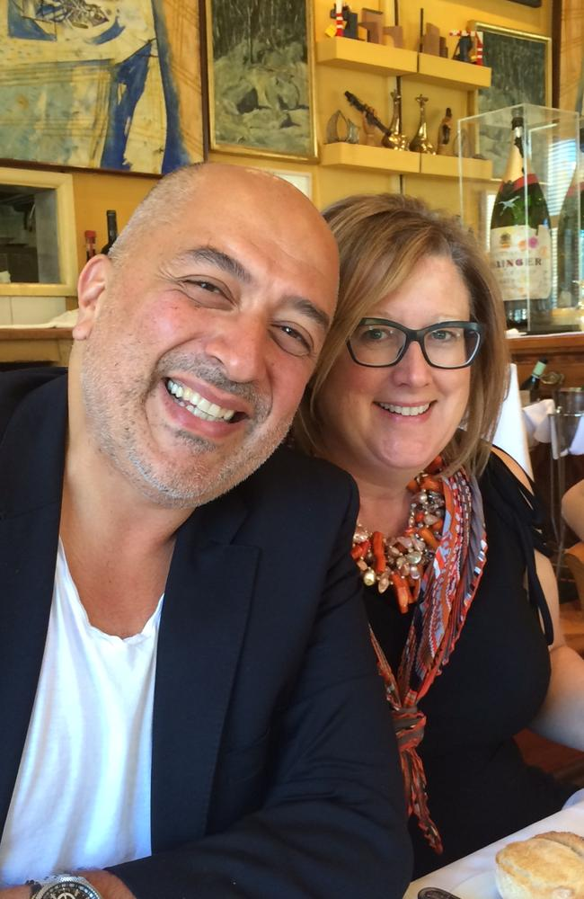 The man who started the hugely successful Victoria's Basement chain, Sam Kalanderian, will stock the new range here with Margaret Butler from manufacturing firm, Anasazi Trading at the Stein lunch
